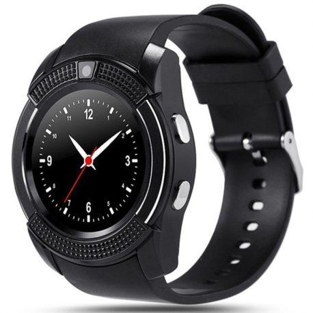 Смарт часы Smart watch V8 черные