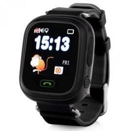 Детские смарт-часы с GPS Q90s Q100