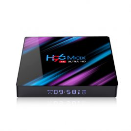 ТВ приставка H96 Max RK3318 4/64 Гб