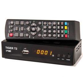 Ресивер TIGER T2 IPTV LAN