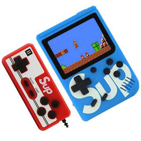Игровая консоль SUP Game Box 400 игр с джойстиком