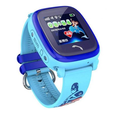 Детские смарт-часы DF25